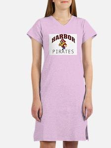 Harbor Pirates Women's Nightshirt