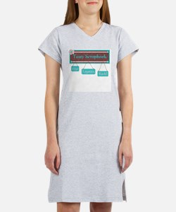 Our Layouts Rock! Women's Nightshirt