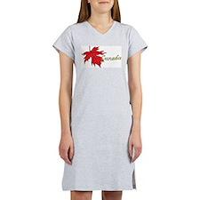 Canada Women's Nightshirt
