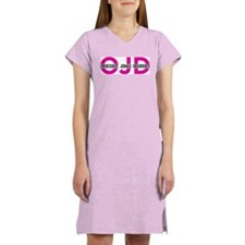 OJD: Obessive Jonas Disorder Women's Nightshirt