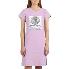 Walking Liberty Rehab Women's Nightshirt