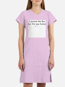 Passed the Bar - Women's Nightshirt