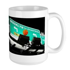 BROOKLYN BASKETBALL Mug