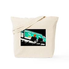 BROOKLYN BASKETBALL Tote Bag