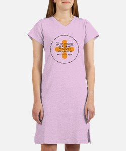 Secret in Our Culture Women's Nightshirt