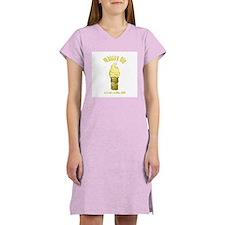 Whippy Dip Ice Cream Women's Nightshirt