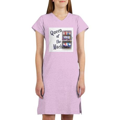 Queen of the Machine Women's Nightshirt