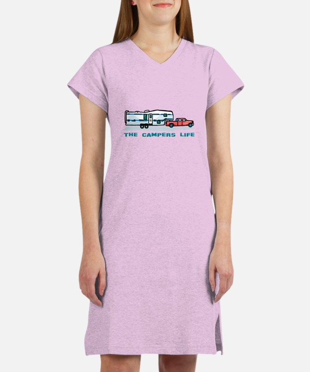 The campers life Women's Nightshirt