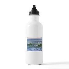 Myrtle Beach Wave Water Bottle