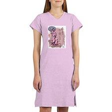 Asian Girls Pink Nightshirt