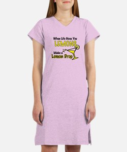 Unique Cocktails Women's Nightshirt