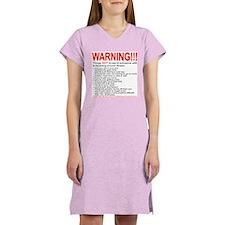 Disabling Chronic Illness Women's Nightshirt