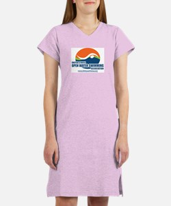 Cute Clean water Women's Nightshirt