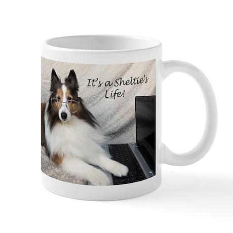 It's a Sheltie's Life Mug