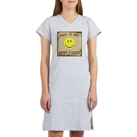 My Happy Nightshirt Women's Nightshirt