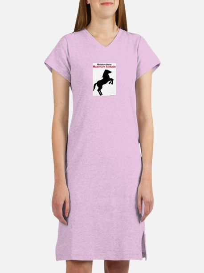 Maximum Attitude Women's Nightshirt
