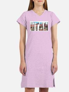 Utah Women's Nightshirt