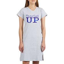Tangled Up/Dylan Women's Nightshirt