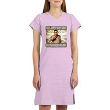 anti barack obama Women's Nightshirt