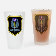 Air Force Special Operations Command Drinking Glas