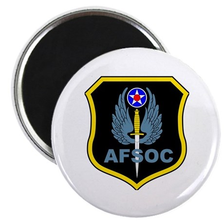 Air Force Special Operations Command Magnet