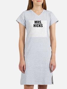 Mrs. Hicks Women's Pink Nightshirt