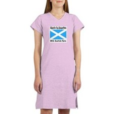 Scottish Parts Women's Nightshirt