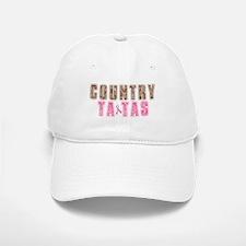 COUNTRY TA-TAS (Baseball Baseball Cap)