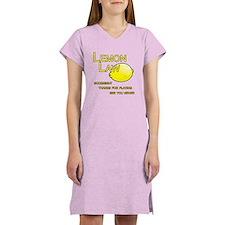 Cute Slap bet Women's Nightshirt