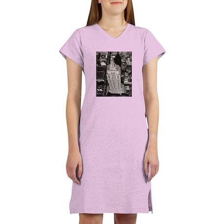 Empire state Building Women's Nightshirt