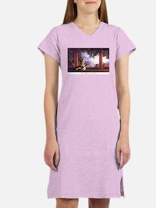 """Herring Break"" Women's Nightshirt"