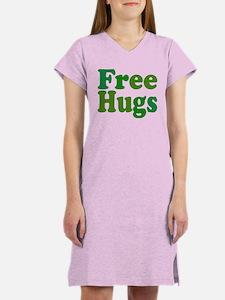 Free Hugs Women's Nightshirt