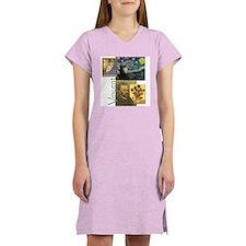 Cute Van gogh Women's Nightshirt