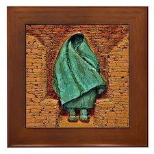 """""""My Spirit Lingers"""" Framed Tile"""