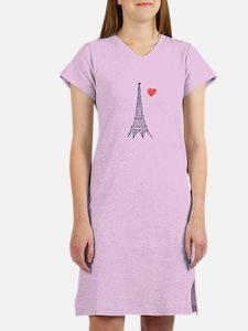 Paris In Love - Women's Nightshirt