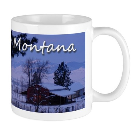 My Montana Coffee Mug