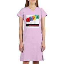 Get Snookered Women's Nightshirt