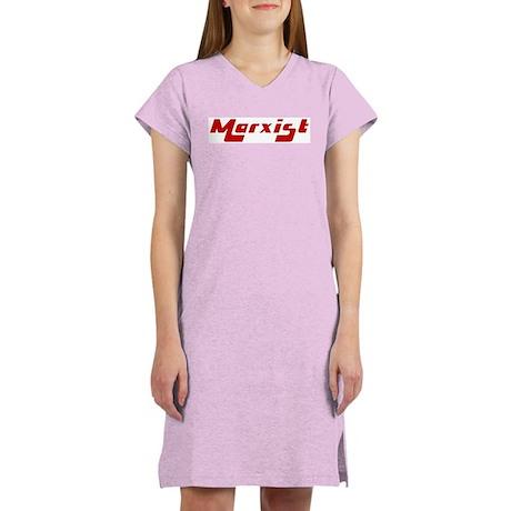 Commie Marxist Women's Nightshirt