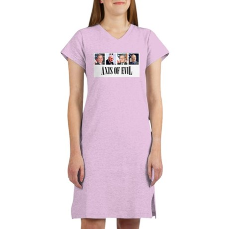 Axis of Evil Tour Women's Nightshirt