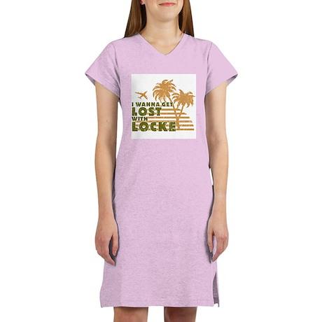 Locke Women's Pink Nightshirt