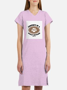 Sheprador dog Women's Nightshirt