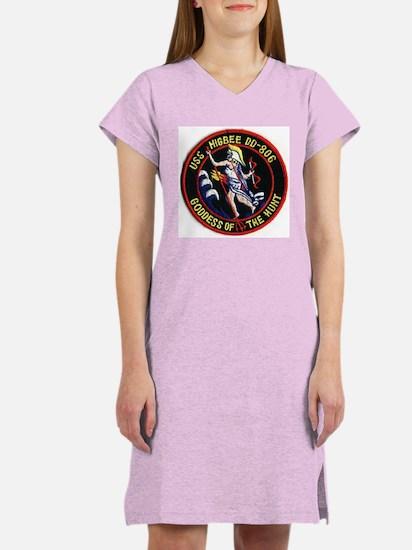 USS HIGBEE Women's Nightshirt