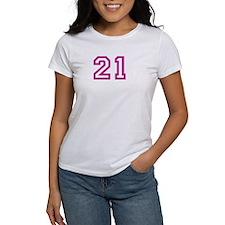 Number 21 Tee