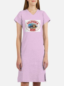 California Woody Women's Nightshirt