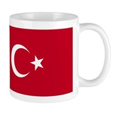 Turkish Flag Mugs