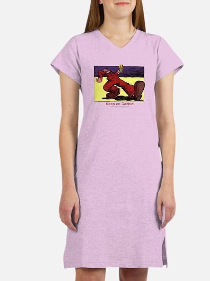Keep on Cachin' Women's Nightshirt