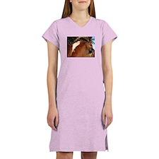 Watching You Horse Lover Women's Nightshirt