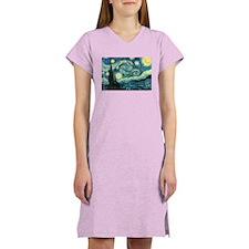 Art Gallery Women's Nightshirt