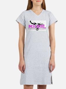 MXGirl Women's Pink Nightshirt