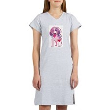 Only Puppies Should Fear Poun Women's Nightshirt